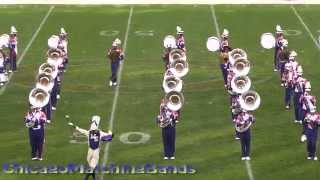 Morgan State Band Halftime 2015 - Chicago Football Classic