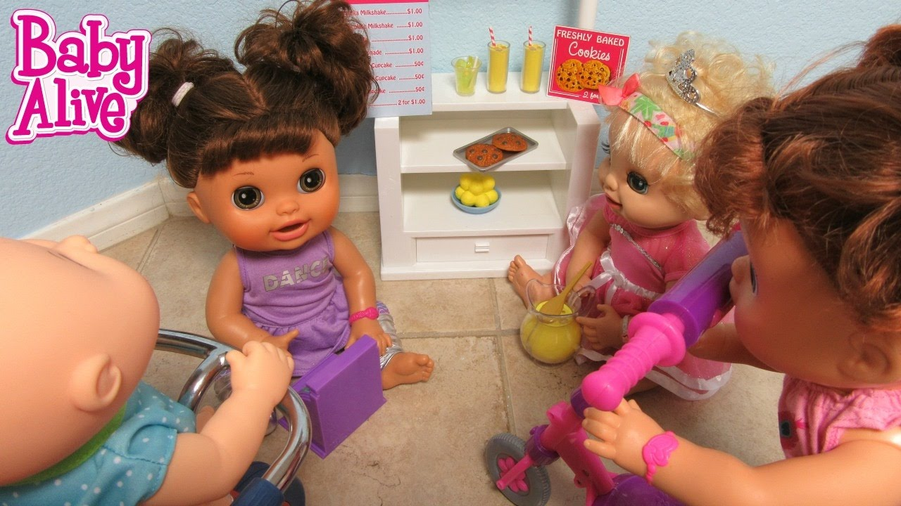 Baby Alive Real Surprises Doll Kara And Her Best Friend