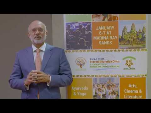 Watch what Piyush Gupta, CEO of DBS Bank says about ASEAN-India PBD 2018!