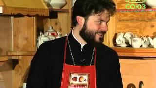 Кулинарное паломничество. От 26 мая. Готовим творожную запеканку в Новоспасском монастыре