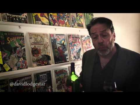 David Lodge Parody  BatmanVs Superman with M Caine & M Freeman