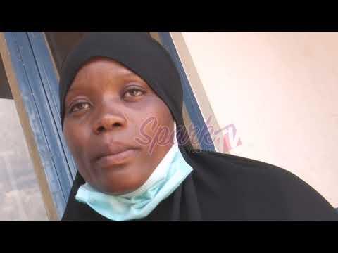 Vincent Ssegawa aka Luqman's wife welcomes back her husband after he was pronounced dead