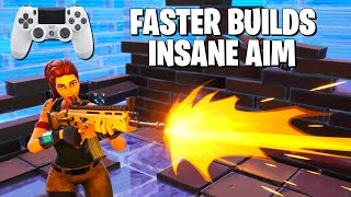TRYING TO BECOME FAZE SWAY WITH MY NEW FORTNITE SETTINGS **Pro Fortnite PS4**