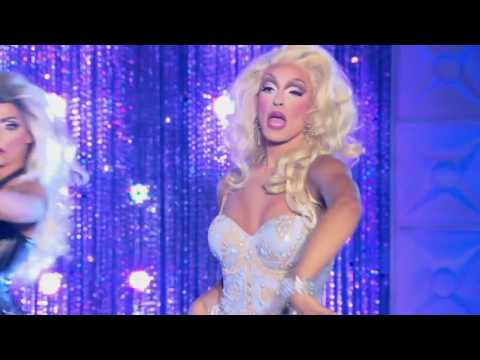 HD Tatiana Vs Alyssa Edwards Lip Sync beattle - AS S02E05 Performance - Rupaul's Drag Race All Star