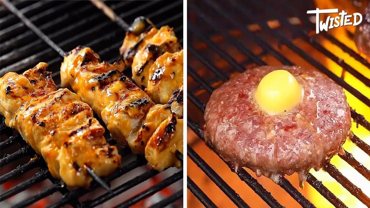 22 GENIUS Summer BBQ Hacks