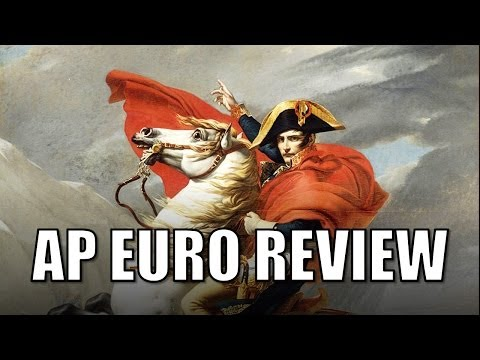 AP Euro Review Live Hangout #5 (Enlightenment, French Rev, Napoleon)
