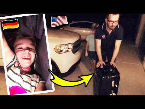 Lulu fliegt im Koffer in die USA? Ob das gut geht 🙈  Lulu & Leon - Family and Fun