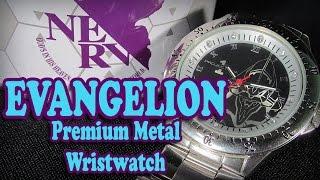 Evangelion Premium Metal Wristwatch (Sega 2013)