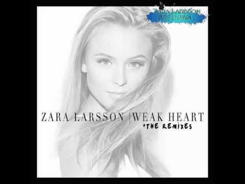 Zara Larsson - Weak Heart (Karaoke version)