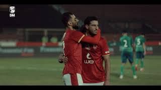 شاهد ملخص مباراة الأهلي ومصر المقاصة بالدوري ٣-١