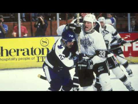 NHL Alumni Marty McSorley and Denis Savard Share their results after using the Equiscope.