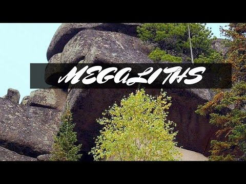 Megaliths - ancient mining byproduct