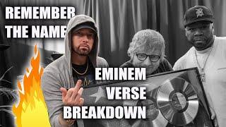 Remember The Name - Eminem Lyrics Breakdown/Review