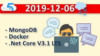 2019-12-06 (VOD) Project: Blind2021 - Migrating to .Net v3 1 LTS and adding a save game with MongoDB