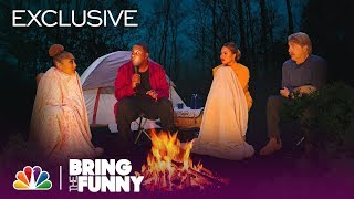 Kenan Thompson Tells a Spooky Story Around a Campfire - Bring The Funny (Digital Exclusive)