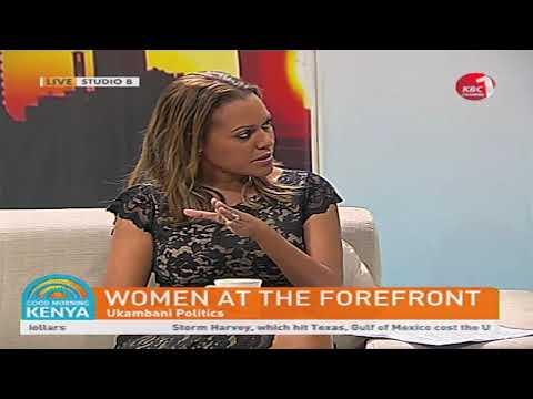 Good Morning Kenya - Women at the forefront
