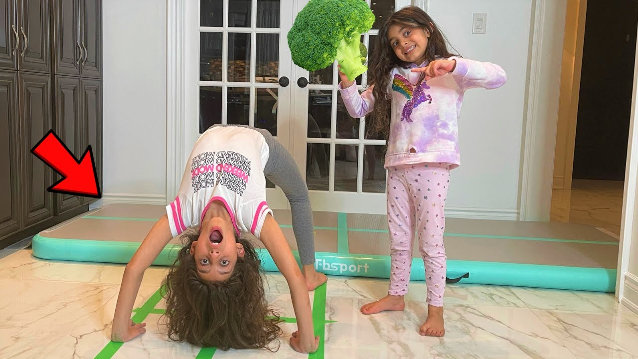 Download Deema Teaches Sally to eat healthy food and exercise
