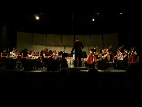 Sinfonia-Double Concerto for String Orchestra
