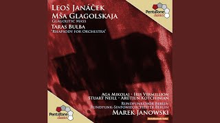 Taras Bulba, JW VI/15: II. Smrt Ostapova (The Death of Ostap)