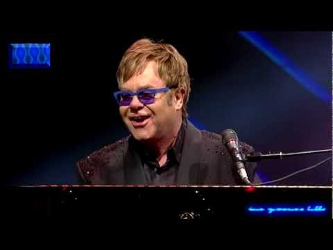 Elton John  Bennie and The Jets feb 2013