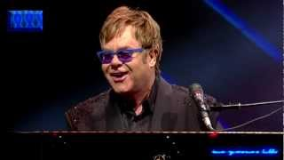 Elton John - Bennie and The Jets feb 2013