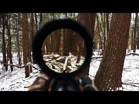 How To Hunt And Find Pressured Whitetail Deer During Hunting Season 2018 ( BIG BUCK GETS AWAY!!)
