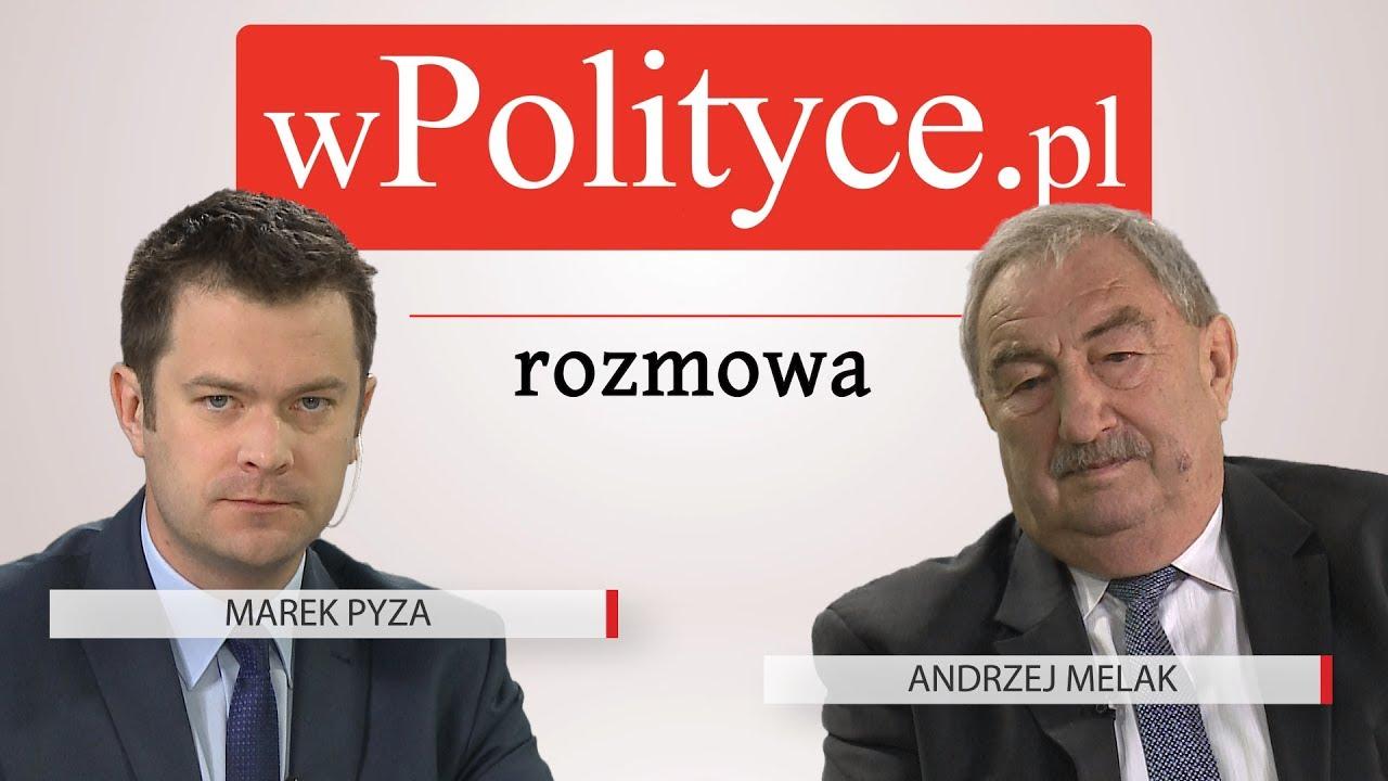 Andrzej Melak gościem studia wPolityce.pl