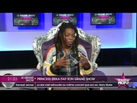 Princess Erika fait son Show