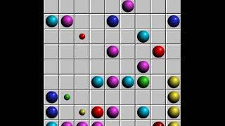 Lines 98, шарики линес, цветные линии 98 играть онлайн