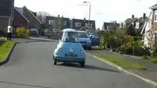 Scootacar Bubble Car