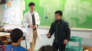 慈敬STEAM六年級課程.鐘擺