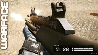 Warface 2016 Gameplay PC Multiplayer Online HD