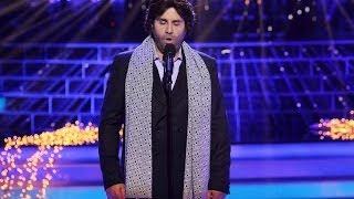 Tu Cara Me Suena - Florentino Fernández imita a Andrea Bocelli