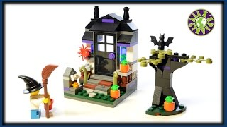 LEGO HALLOWEEN SPECIAL 40122 SET TRICK OR TREAT HALLOWEEN SET