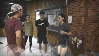 Dancehall session Tainan -monkster-