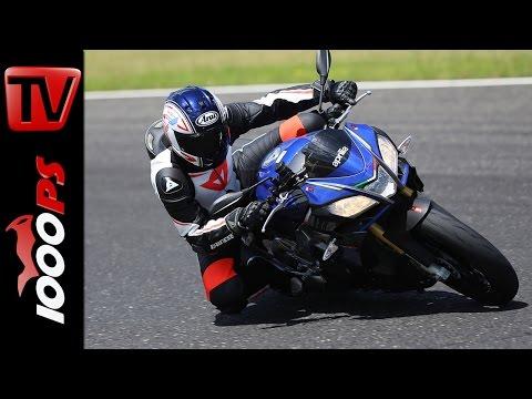 Aprilia V4 Tuono 1100 RR | Ring, Reifen, Wheelie | 2016 Teil 2