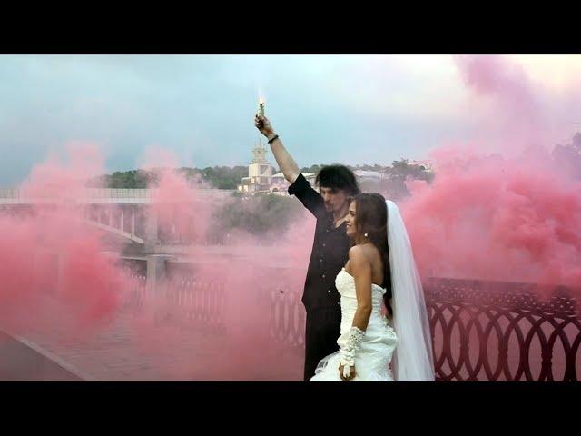 Немного свадьбы))