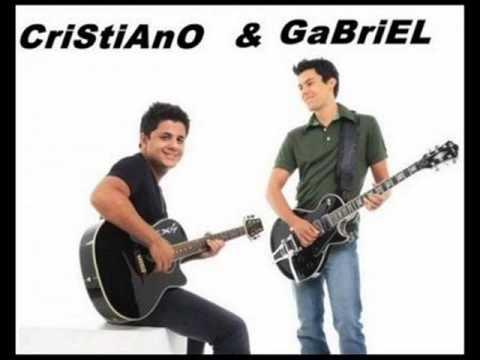 Cristiano e Gabriel (Eu quero te amar)