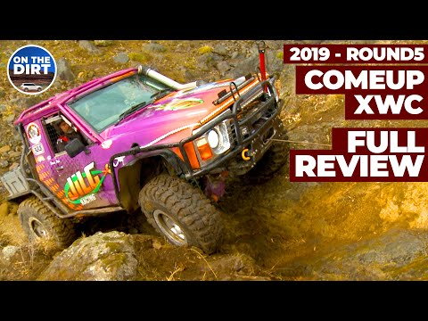 4WD WInch Action   Comeup XWC   FULL REVIEW   Round 5   2019