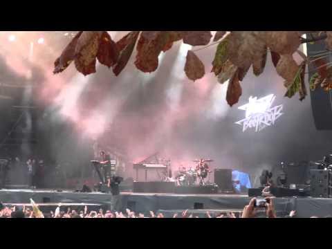 The Bloody Beetroots @ Rock En Seine 25/08/2013
