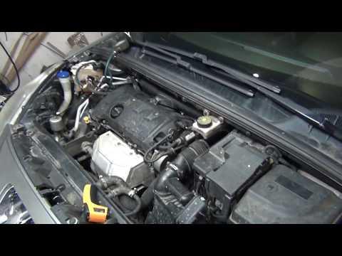 Peugeot 308 EP6 проблемы с ГБЦ и фазами