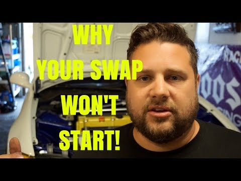 ALL THE REASONS WHY YOUR SWAP CIVIC INTEGRA WONT START! EF EG EK DA DC  HSG EP. 6-28