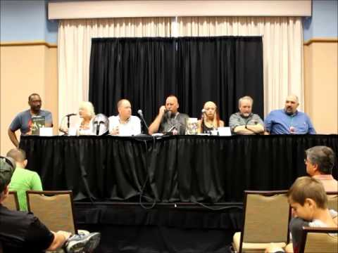Action and fantasy writing   How do you get started Tampa Bay Comic Con 2017 Part 3