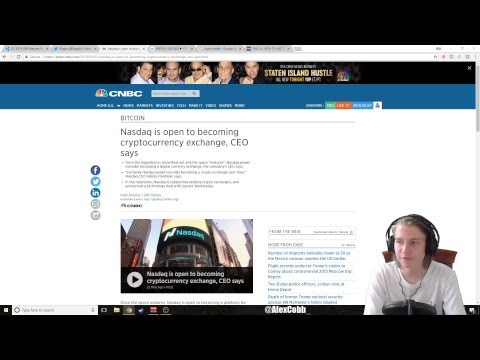 Q1 Report. Nasdaq to list crypto