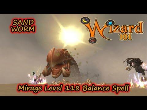 Wizard101 Mirage Sand Worm Mellanj Cavern Puzzle Solution