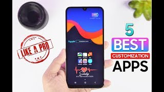 Top 8 Best Apps to Customize Your Android Phone Like a Pro!