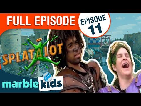 Splatalot! - Season 1 - Episode 11 - Barrel of Love