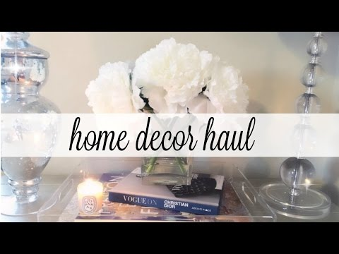 Fall home decor haul tjmaxx homegoods hobbylobby target part2 youtube Target fall home decor