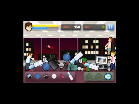 office-chaos---iphone-game