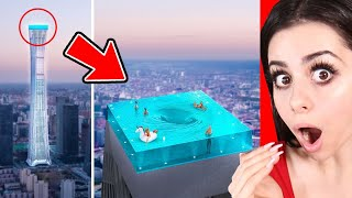 Most INSANE SWIMMING POOLS You Won't Believe Exist !